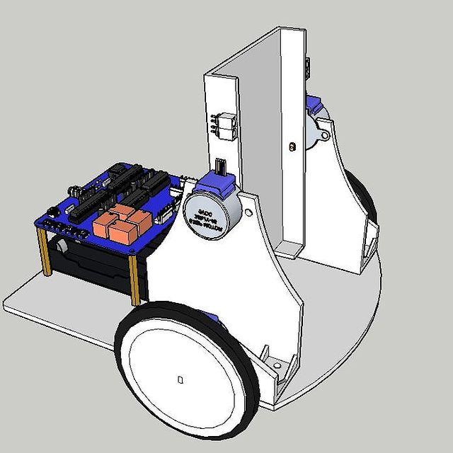 actionoise robot noisebot